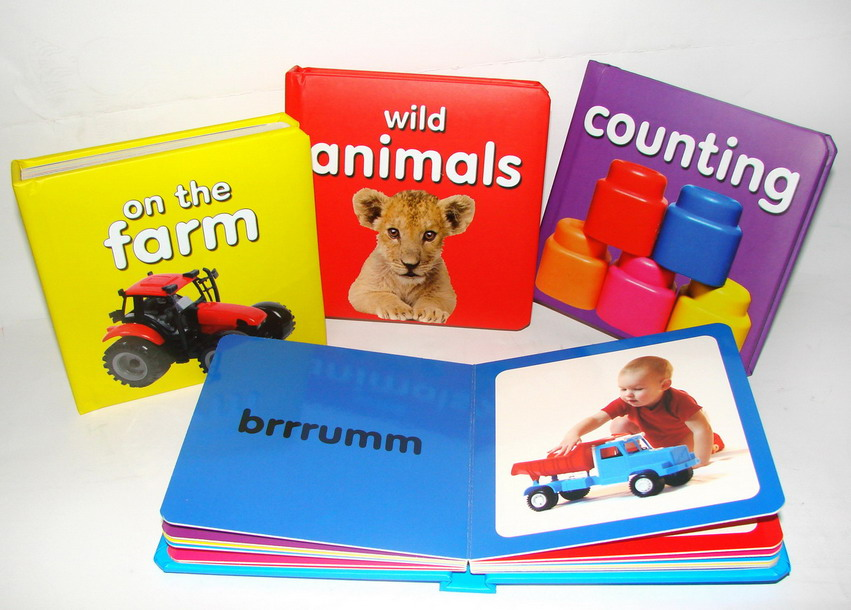 board children book - Printing With Children